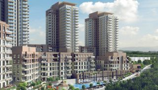 Luxury Istanbul Apartments at the Prime Location, Istanbul / Bahcesehir