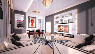 Appartements Contemporains Istanbul avec Installations, Photo Interieur-1