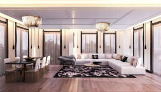 Appartements Contemporains Istanbul avec Installations, Photo Interieur-4