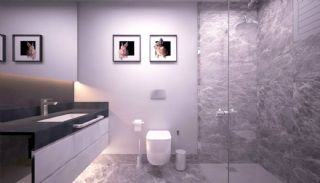 Appartements Contemporains Istanbul avec Installations, Photo Interieur-7
