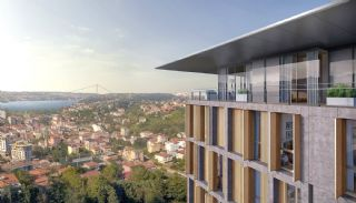 Special Designed Uskudar Apartments with Bosphorus View, Istanbul / Uskudar