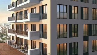 Elegant Apartments Intertwined with Greenery in Istanbul, Istanbul / Eyup - video