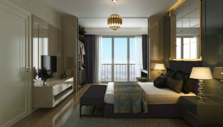 Elegant Apartments Intertwined with Greenery in Istanbul, Interior Photos-7