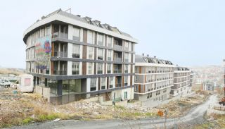 Sea View Roomy Houses Near All Facilities in Istanbul Turkey, Construction Photos-2