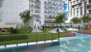 Ruime Vastgoed met Hoge Plafonds in Esenyurt Istanbul, Istanbul / Esenyurt - video