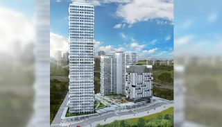 High-Ceilinged Spacious Property in Istanbul Esenyurt, Istanbul / Esenyurt