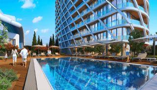 Luxus Wohnungen auf der asiatischen Seite von Istanbul, Istanbul / Umraniye - video