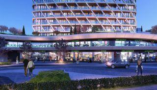 آپارتمان لوکس مرکزی در سمت آسیایی استانبول, استانبول / عمرانیه - video