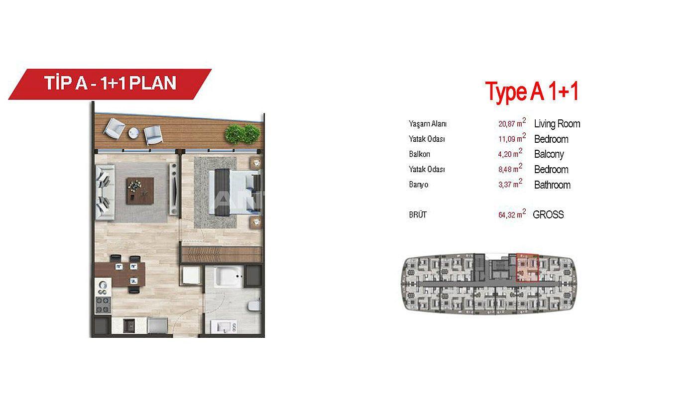 ... Centrala Lägenheter på den Asiatiska Sidan av Istanbul 595a46e42fb14