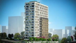 New Flats Close to Istanbul Finance Center in Umraniye, Istanbul / Umraniye - video