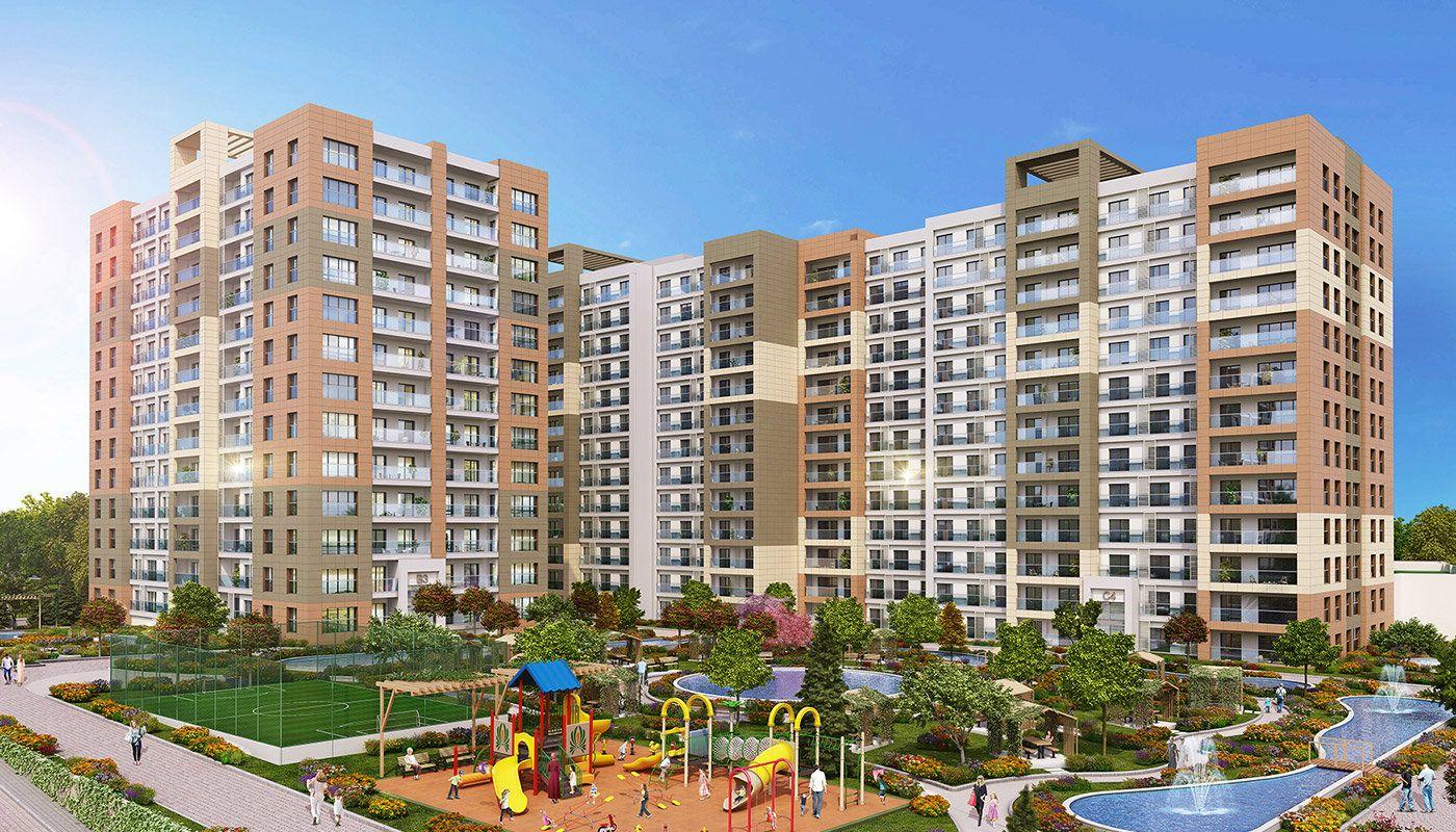 Beylikduzu Apartments 5 Minutes to West Istanbul Marina