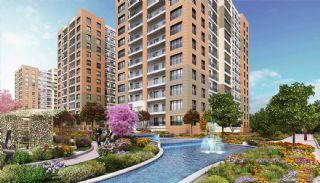 Eigentijdse Istanbul Appartementen met Gescheiden Keuken, Istanbul / Beylikduzu - video