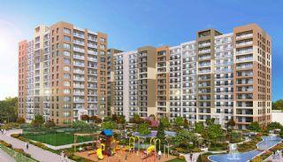 Eigentijdse Istanbul Appartementen met Gescheiden Keuken, Istanbul / Beylikduzu