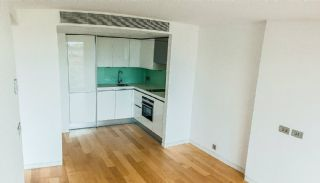 Eerste Klas Istanbul Appartementen Bieden Comfortabel Wonen, Interieur Foto-4