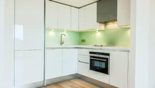 Eerste Klas Istanbul Appartementen Bieden Comfortabel Wonen, Interieur Foto-6