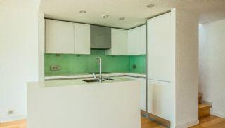 Eerste Klas Istanbul Appartementen Bieden Comfortabel Wonen, Interieur Foto-13