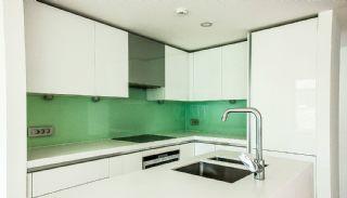 Eerste Klas Istanbul Appartementen Bieden Comfortabel Wonen, Interieur Foto-16