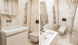 Eerste Klas Istanbul Appartementen Bieden Comfortabel Wonen, Interieur Foto-18