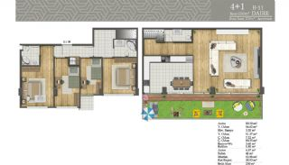 Smart Real Estate in the Central Location of Istanbul, Property Plans-2