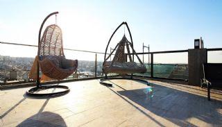 شقق حديثة التصميم في مركز إسنيورت, اسطنبول / اسنيورت - video
