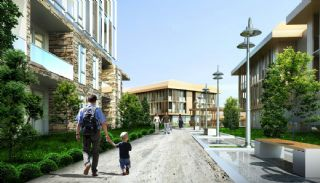 Luxury Basaksehir Apartments Intertwined with Greenery, Istanbul / Basaksehir - video