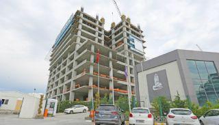 Appartements Modernes Turquie Face à l'Autoroute Istanbul,  Photos de Construction-2