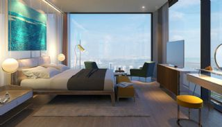 Contemporary Apartments Facing Highway in Istanbul, Interior Photos-6
