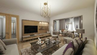 Roomy Apartments with Rich Features in Istanbul Turkey, Interior Photos-1