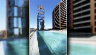 Exclusive Apartments Near E-5 Highway in Istanbul, Istanbul / Bakirkoy - video
