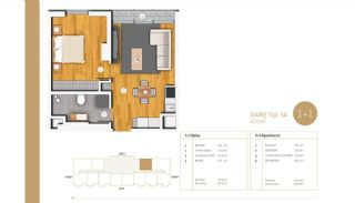 Exclusive Apartments Near E-5 Highway in Istanbul, Property Plans-5