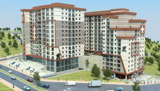 Quality Apartments Close to Social Facilities in Istanbul, Istanbul / Esenyurt