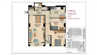 Appartements Qualité Près Des Commodités Sociales Istanbul, Projet Immobiliers-4