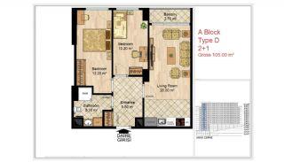 Appartements Qualité Près Des Commodités Sociales Istanbul, Projet Immobiliers-6
