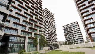Eco-Friendly Apartments on the Asian Side of Istanbul, Istanbul / Kartal