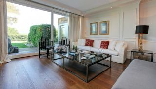 Panoramic Bosphorus View Semi-Detached Houses in Istanbul, Interior Photos-5