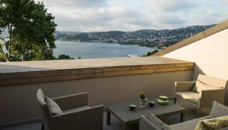 Panoramic Bosphorus View Semi-Detached Houses in Istanbul, Interior Photos-21