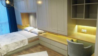 New Luxury Properties Near the TEM Highway in Istanbul, Interior Photos-3