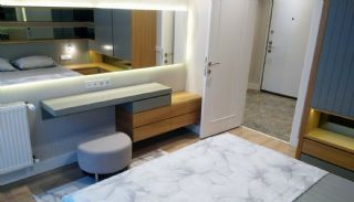 New Luxury Properties Near the TEM Highway in Istanbul, Interior Photos-6
