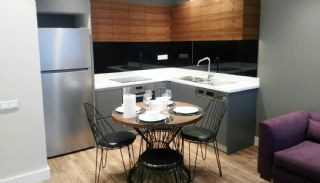 New Luxury Properties Near the TEM Highway in Istanbul, Interior Photos-7