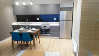 New Luxury Properties Near the TEM Highway in Istanbul, Interior Photos-8