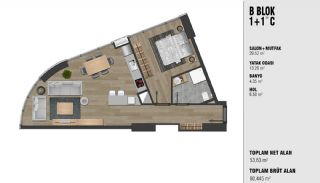 New Luxury Properties Near the TEM Highway in Istanbul, Property Plans-4