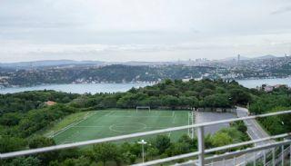 Panorama Utsikt 10 Sovrums Takvåning i Istanbul Besiktas, Istanbul / Besiktas