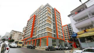 Modern-Designed Apartments in Istanbul Kucukcekmece, Construction Photos-3