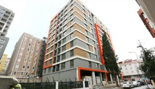 Modern-Designed Apartments in Istanbul Kucukcekmece, Construction Photos-4