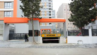 Modern Ontworpen Appartementen in Istanbul Kucukcekmece, Bouw Fotos-7