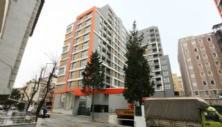 Modern-Designed Apartments in Istanbul Kucukcekmece, Construction Photos-9