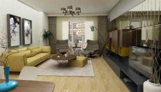 Modern Ontworpen Appartementen in Istanbul Kucukcekmece, Interieur Foto-1