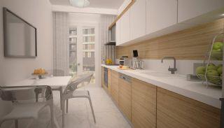 Modern Ontworpen Appartementen in Istanbul Kucukcekmece, Interieur Foto-2