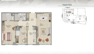 Modern-Designed Apartments in Istanbul Kucukcekmece, Property Plans-3