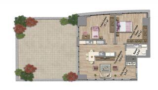 Appartements Prêts Istanbul Et Bureaux à Domicile, Projet Immobiliers-4